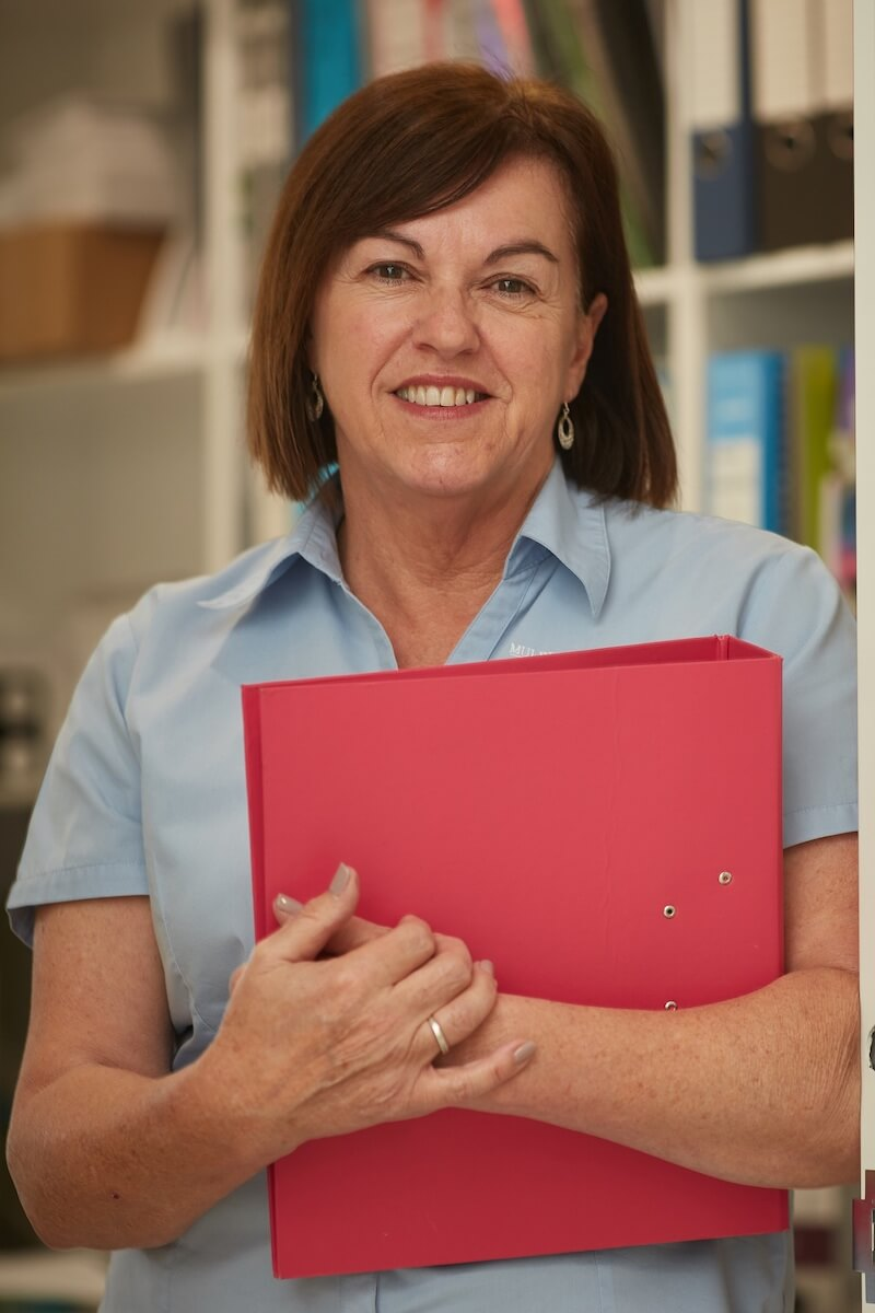 Administration Assistant Judy